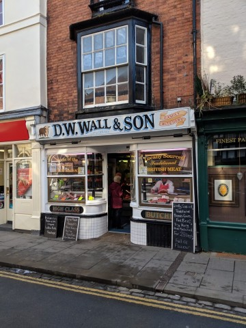DW Wall & Sons