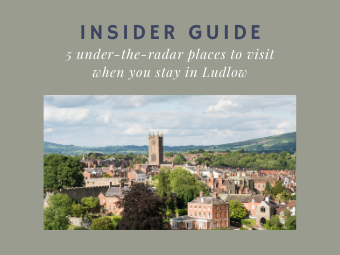 5 under the radar places to visit when you come to Ludlow