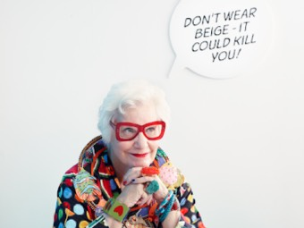 Don't Wear Beige & Stop 'Dressing For Your Age!'